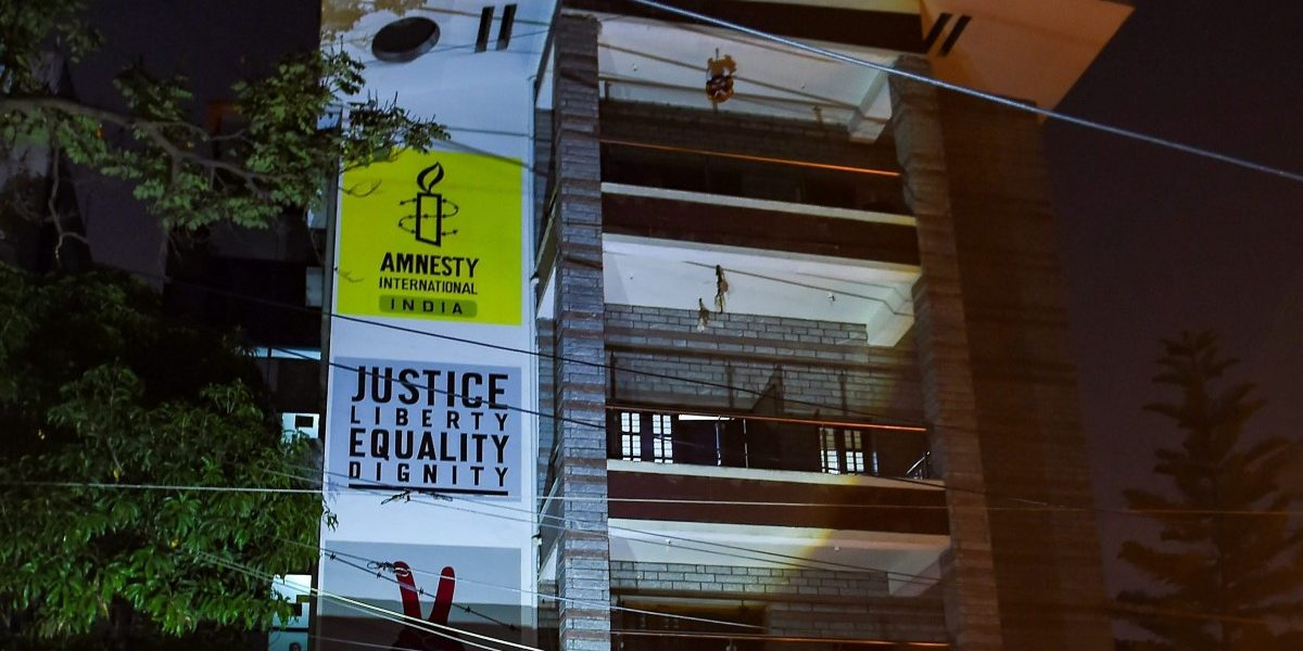 ED Searches Amnesty International Office in Bangalore in Foreign Funding Probe