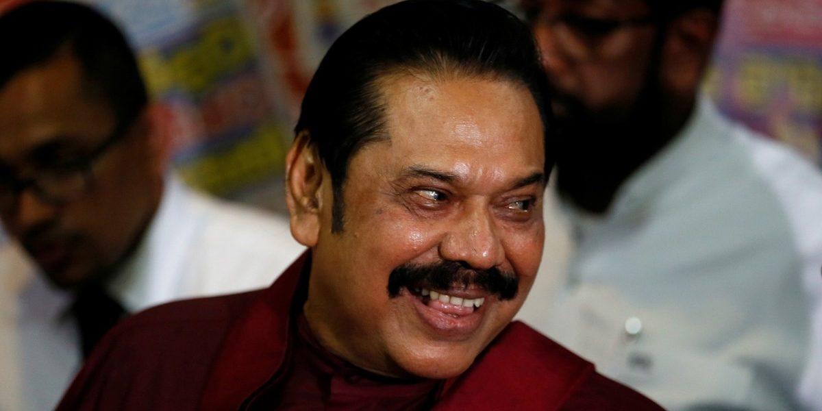 Ex-Sri Lankan President Rajapaksa Becomes New PM Amid Political Drama