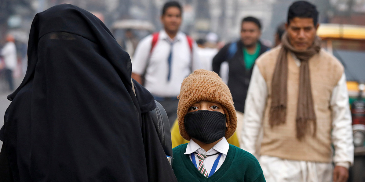 India Tops Global Chart of Pollution-Related Child Deaths