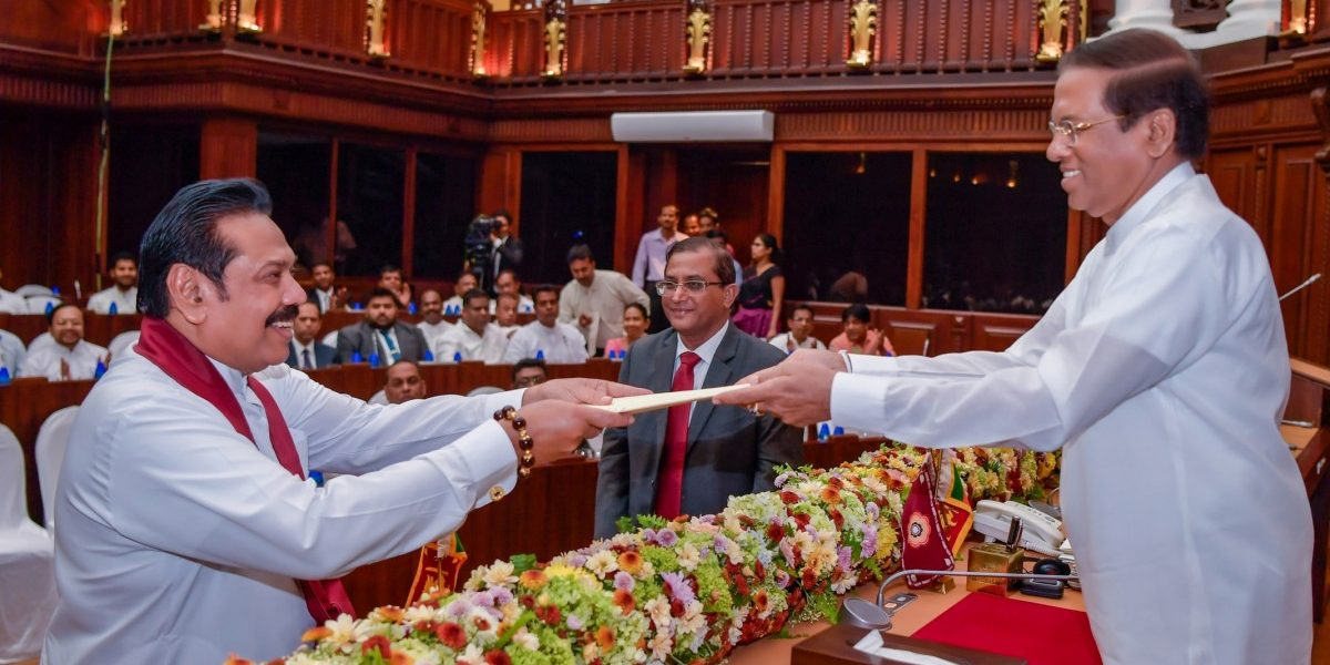Sri Lankan President Summons Parliament on November 14 as Pressure Over PM's Sacking Grows