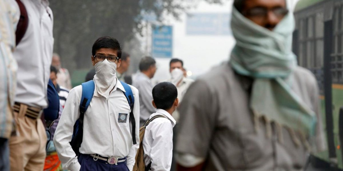As Delhi's Air Quality Turns Severe, Authorities Ban Construction Activities