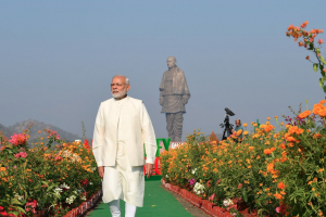 A Statue of Unity in a Nation Increasingly Disunited