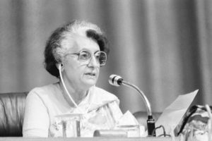 As Prime Minister, Indira Gandhi Dealt With Some Seemingly Unsurmountable Challenges