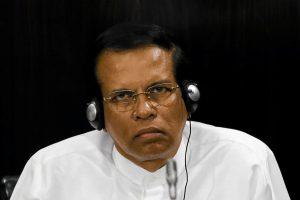 Sri Lankan President Sirisena to Reconvene Parliament on November 5, Says New PM