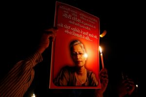 Voices Like Gauri Lankesh Will Not Be Allowed to Defy, That Is Why She Had to Be Killed