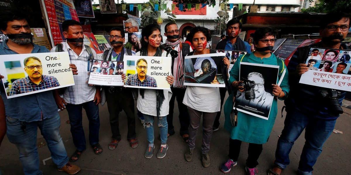 South Asia Among the Deadliest Regions for Media Workers, Journalists' Body Finds