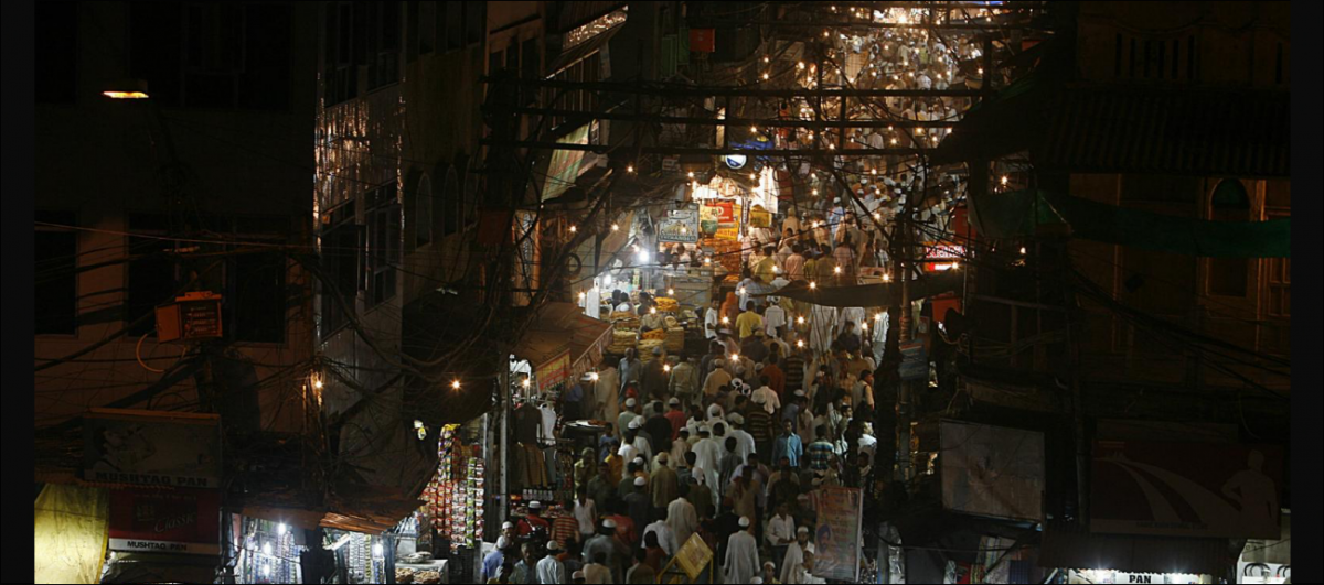 A City or a Capital? The Trouble With New Delhi's Identity