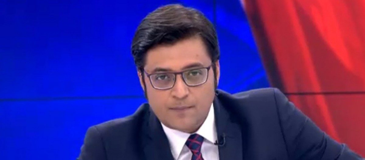 Modi Picks Arnab Goswami to Replace Pratap Bhanu Mehta at Nehru Memorial Library