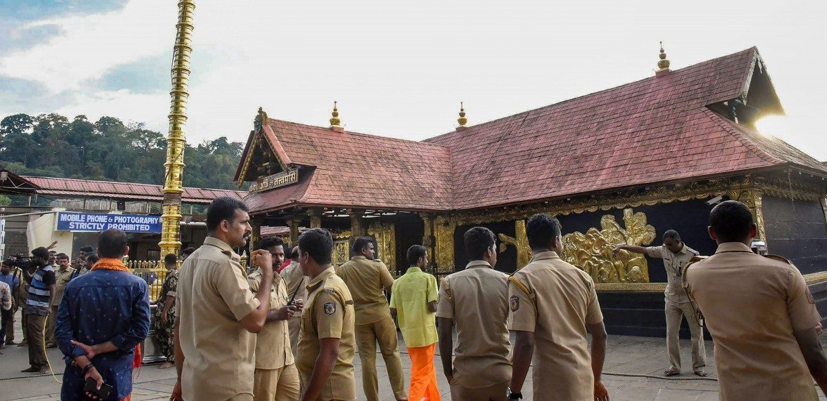 Video of BJP State Chief on Orchestration of Sabarimala 'Game Plan' Kicks up Row