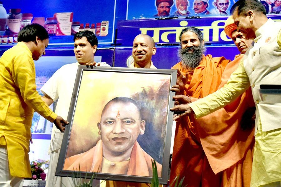 'Ram's Place Is Not in the Open': Ayodhya Priest Opposes Adityanath's Statue Plan
