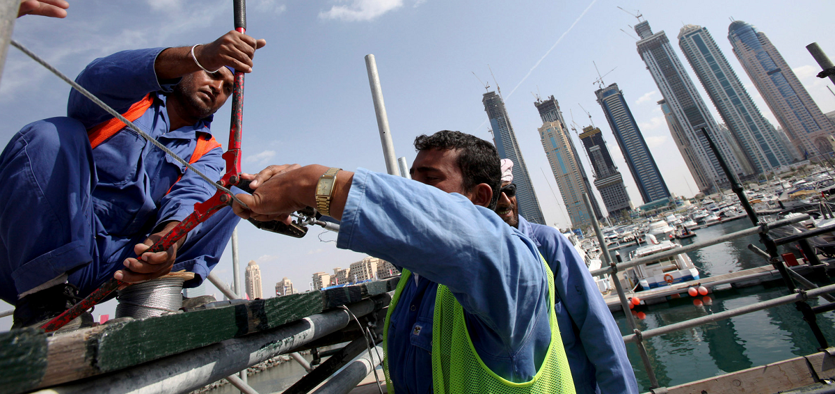 Data Reveals 24,570 Indian Workers Have Died in Gulf Countries Since 2012