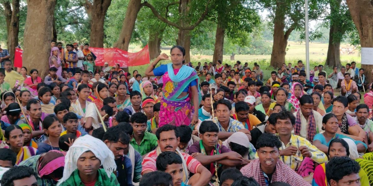The Battle Over 'Development' in Dantewada's Naxal Den