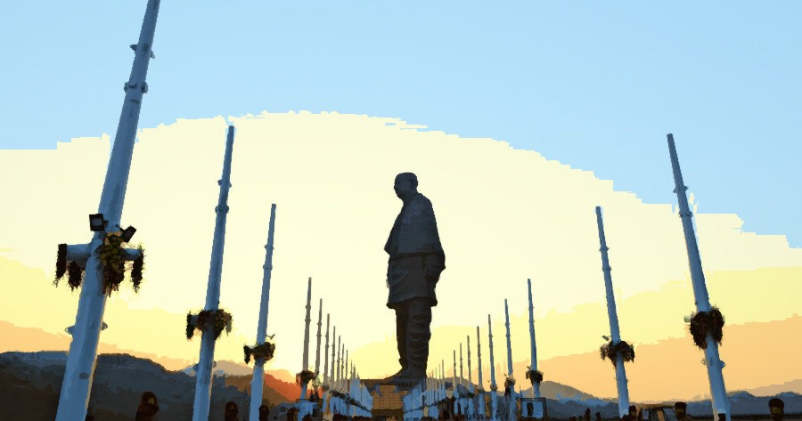 What Does the 'Statue of Unity' Have That Scientists and Research Don't?