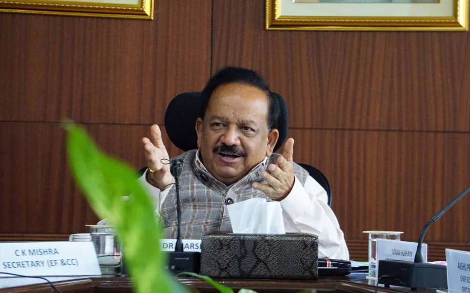 Govt Exploring Use of Artificial Intelligence in Public Health: Harsh Vardhan
