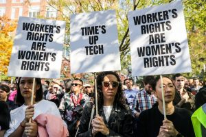 Google Changes Sexual Harassment Policies in Response to Protestors