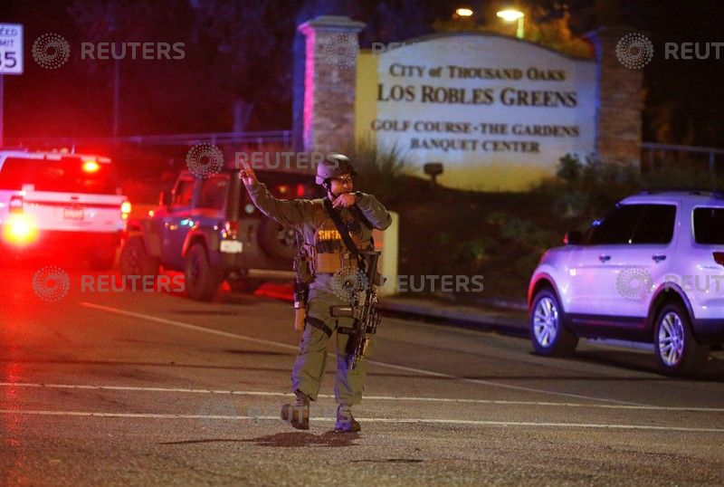 California Bar Shooting: FBI Says Ex-Marine Probably Acted Alone