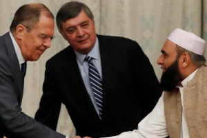 Taliban Attends Peace Talks in Moscow for First Time, No Progress Reported