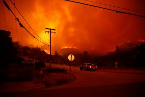 California Wildfire: Charred Remains of14More People Found, Death Toll up to 23