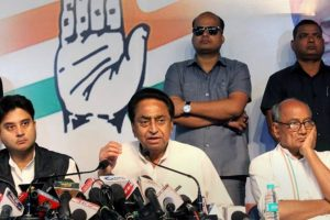 Congress Manifesto for Poll-Bound MP Looks Beyond the Cow and Lord Rama