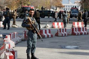 Six Killed in Suicide Bombing in Kabul