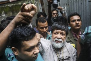 On Day 100, 33 Eminent South Asians Write to Bangladesh PM for Shahidul Alam's Release