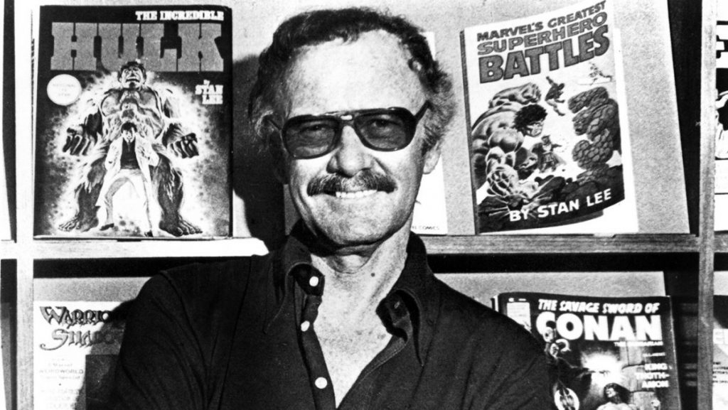 Farewell Stan Lee The True Marvel Of The Comic Book World