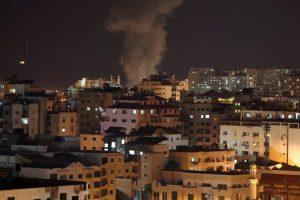 Israel's Botched Cross-Border Raid Sparks Intensive Shelling; 4 Dead
