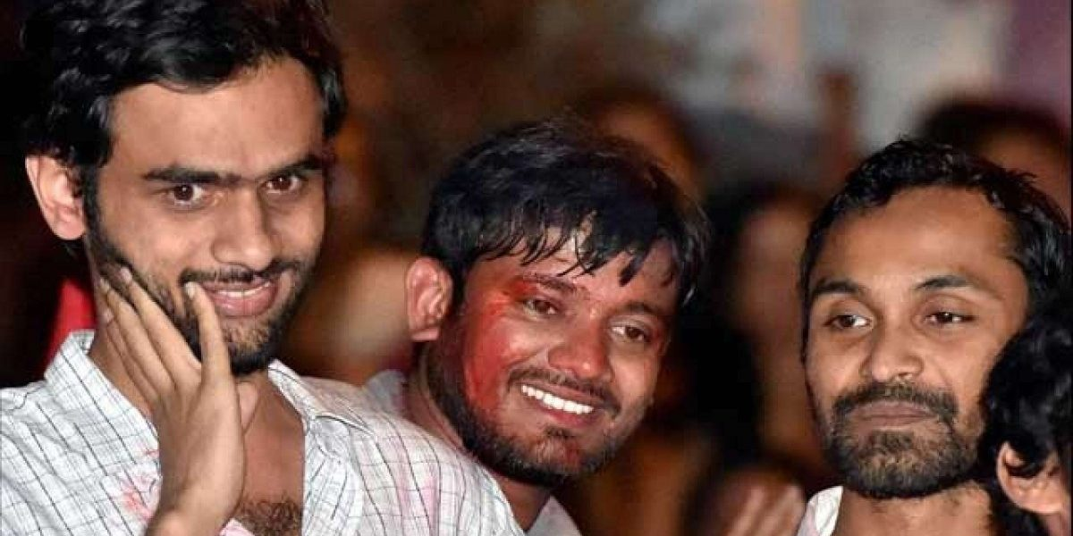 Delhi Govt Not to Give Police Sanction to Prosecute Kanhaiya Kumar, Others for Sedition