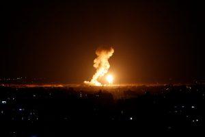 Israel, Palestinians Battle in Worst Gaza Aerial Clashes Since 2014 War