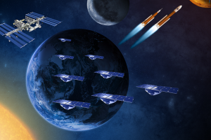 The Next Big Thing in Space Commerce? Small Satellites