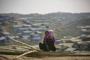 'Prison-Like Units' Built for Rohingya Refugees on Bangladesh Island: Report