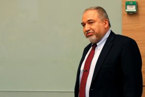 Israel Defence Minister Resigns to Protest Gaza Ceasefire
