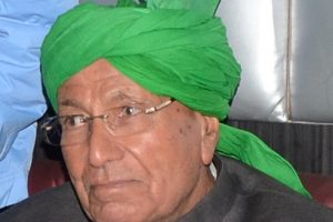 Haryana Ex-CM O.P. Chautala to Be Freed after Delhi Govt's Remission Order