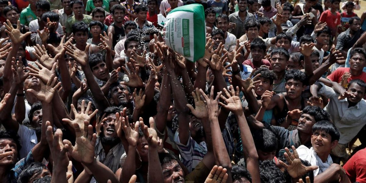 Rohingya Refugees in Bangladesh Refusing to Go Back Is a Good Thing