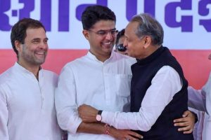 Congress's First List for Rajasthan Polls a Mix of Seasoned and New Candidates