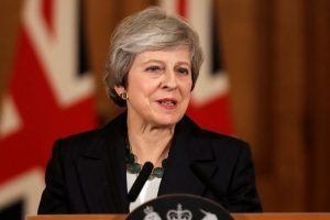 'I'm Going to See This Through': UK PM Theresa May Vows to Fight for Brexit Deal