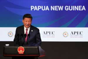 US, China Clash at APEC Summit in Papua New Guinea