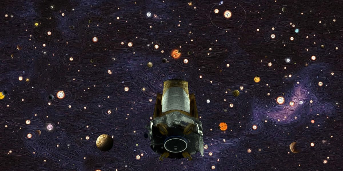 Farewell to Kepler, the First Great Planet-Hunter