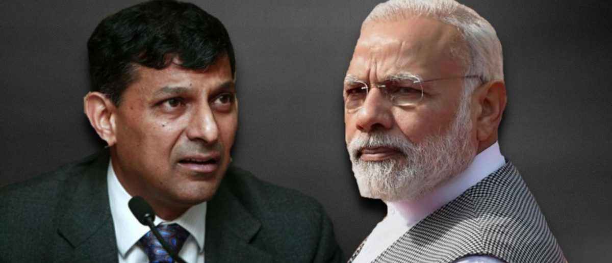 PMO's Secrecy on Raghuram Rajan Letter Is 'Not Legal', Says CIC