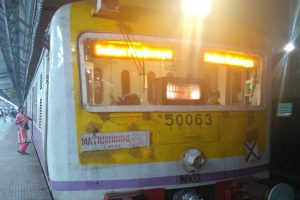 Aboard Matribhoomi Local, 'Manned' Entirely by Women