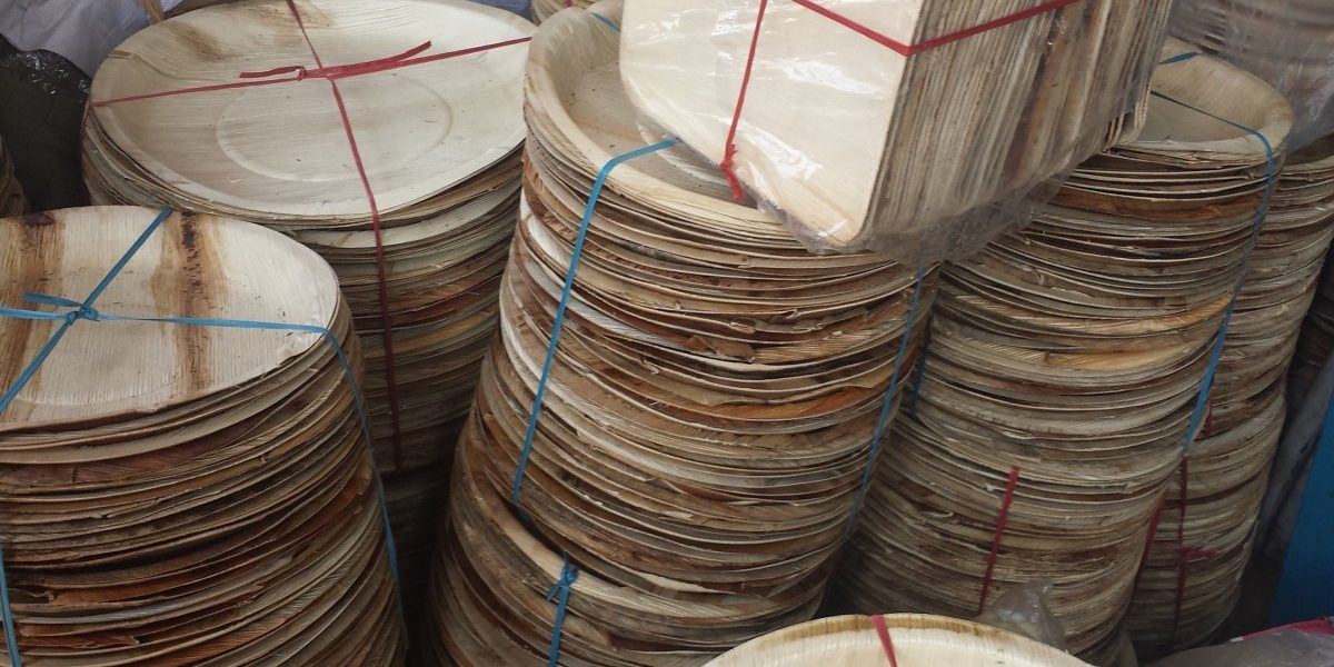 Indigestible: Popular Sustainable Materials Like Areca Leaf Are Rarely Composted