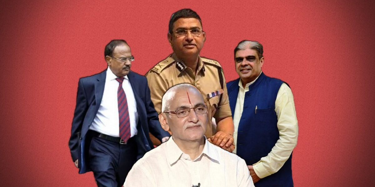 CBI Officer's Explosive Petition: 'Minister Paid, Doval Blocked Search for Evidence'