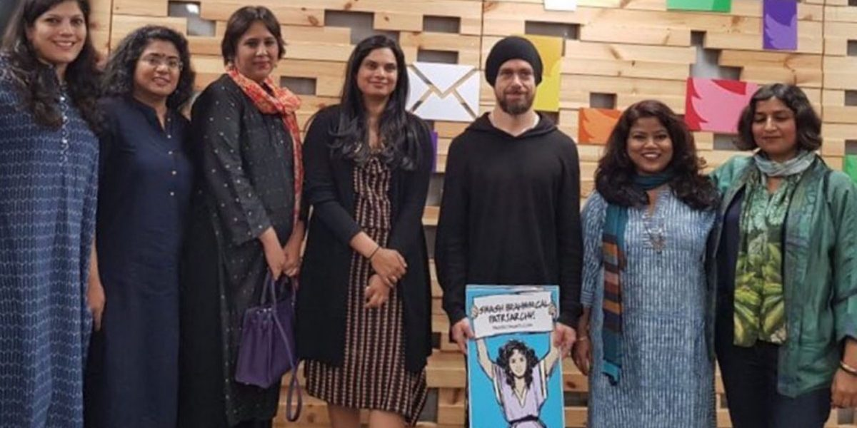 How Brahminical Patriarchy Smashed Twitter