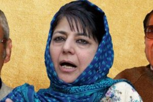 PDP Announces It Will Be Forming an Alliance With Congress, NC in J&K
