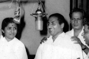 After T.M. Krishna, It Could Well Be Mohammed Rafi or Lata Mangeshkar