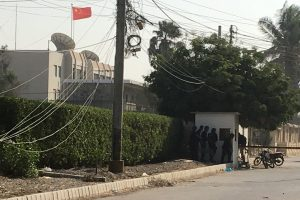 Three Bombers, Two Policemen Killed During Attack on Chinese Consulate in Karachi