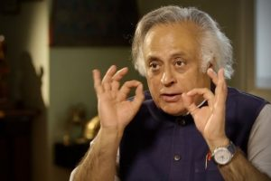 Gadkari Not on the Side of the Angels Where Ganga Is Concerned: Jairam Ramesh