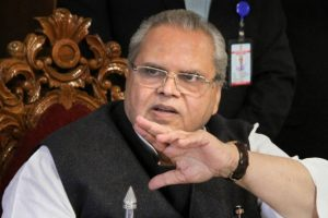 Satya Pal Malik Is Busy Serving the BJP's Short-Sighted Interests in J&K