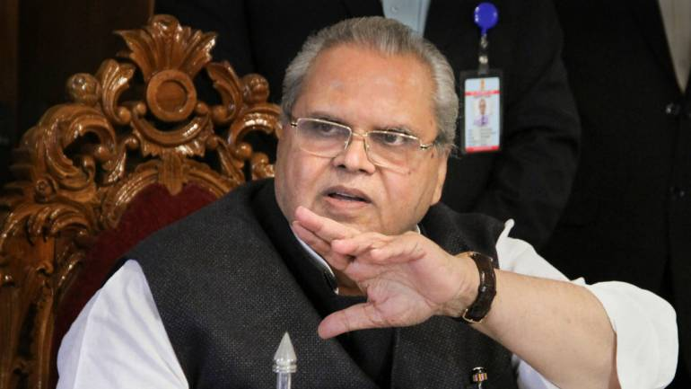 BJP electoral promises in J&K, BJP in J&K, Congress, Governor Satya Pal Malik, J&K, J&K dissolution of assembly, J&K news, Jammu and Kashmir, Jammu and Kashmir news, Mehbooba Mufti, National Conference, Noor M. Baba, Omar Abdullah, PDP, Satya Pal Malik, third front, Why was J&K assembly dissolved