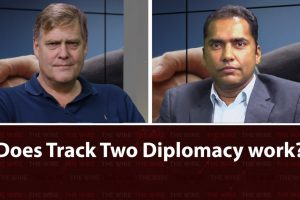 Watch | Does Track Two Diplomacy Work?